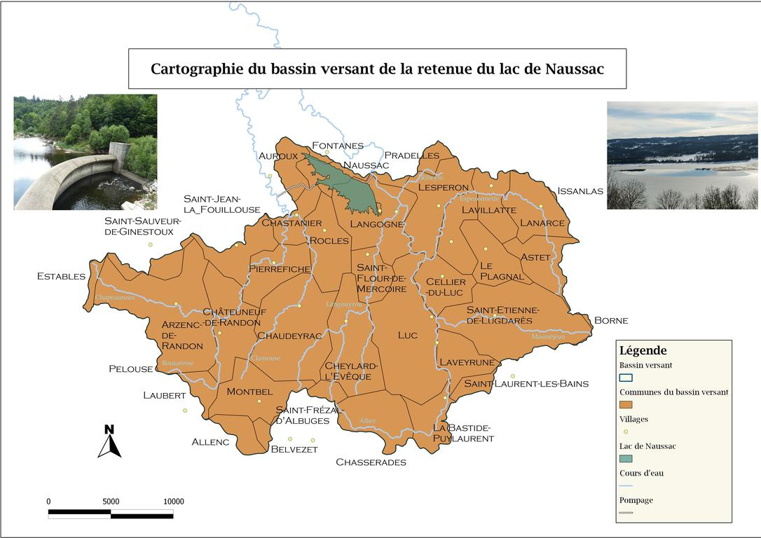 Contrat territorial de naussac chambre d 39 agriculture loz re - Chambre d agriculture lozere ...